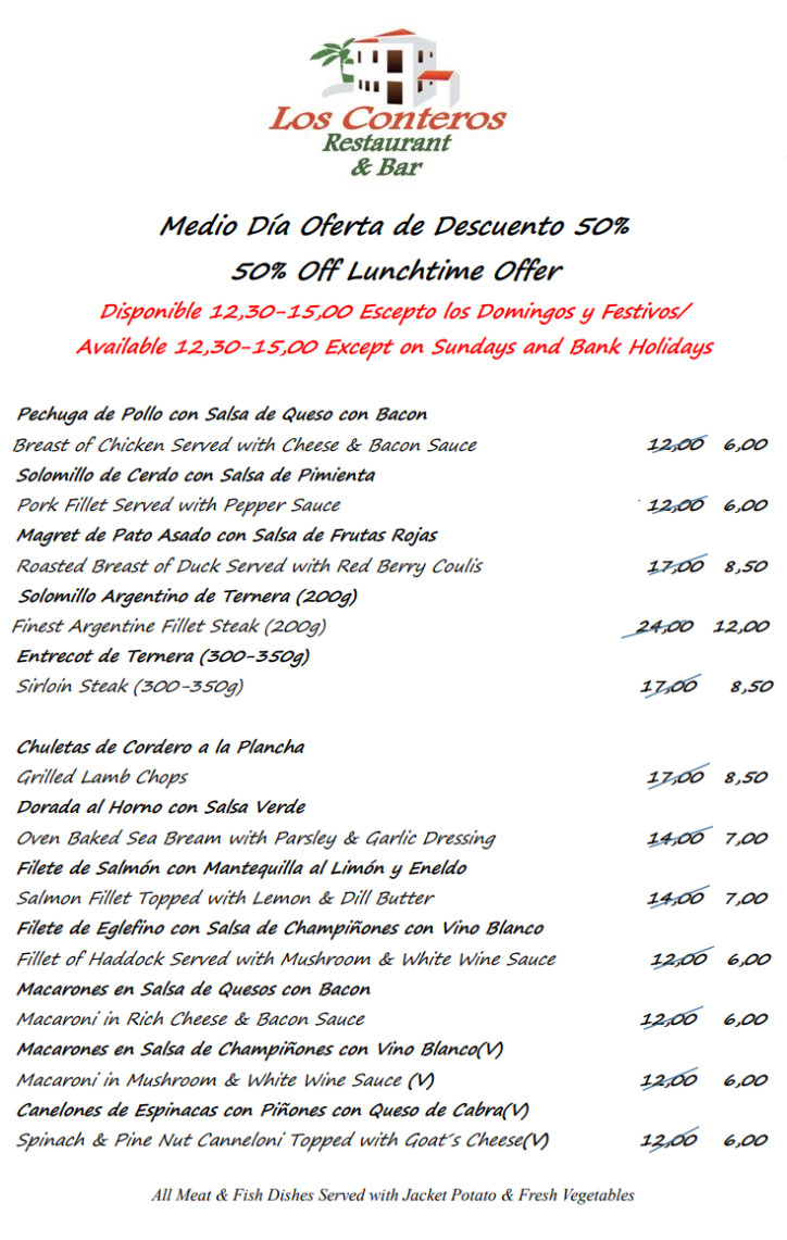 2019-50-Percent-Off-Lunchtime-Menu